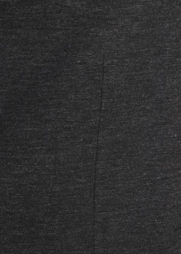 Veste coordonnable Slim en jersey uni gris - Father and Sons 35545
