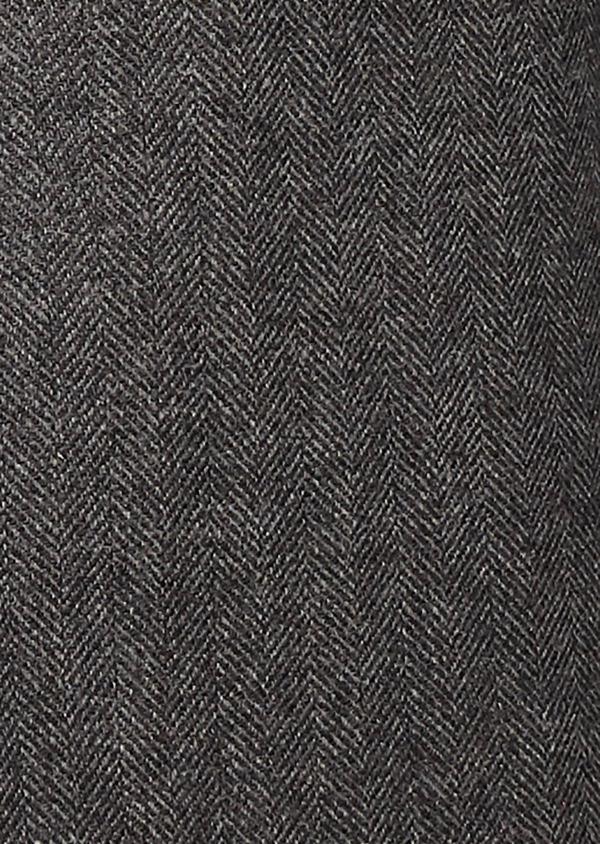 Veste casual Regular en laine uni gris - Father and Sons 27135