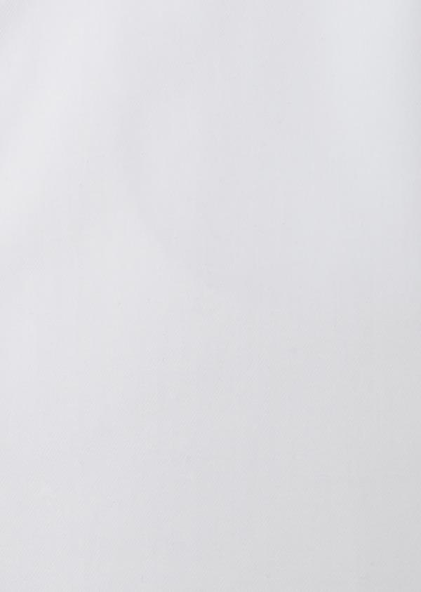 Chemise habillée Regular en coton sergé uni blanc - Father and Sons 8597