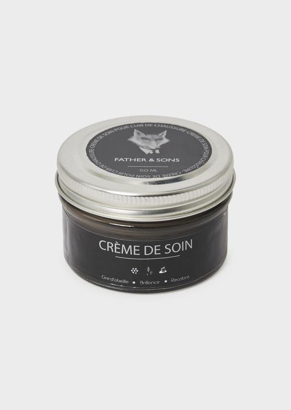 Crème de cirage marron clair pour cuir - Father and Sons 8707