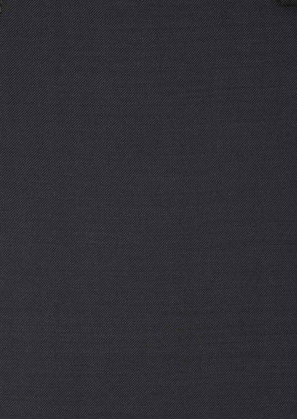 Pantalon de costume Regular en laine Vitale Barberis Canonico unie gris anthracite - Father and Sons 8810