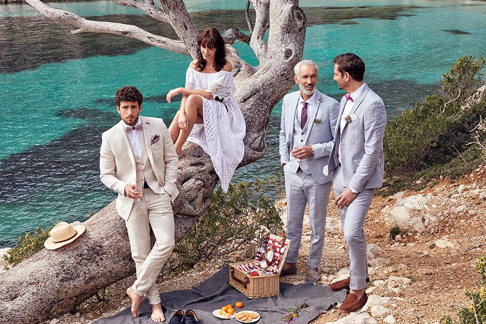 Quel costume porter pour un mariage champê